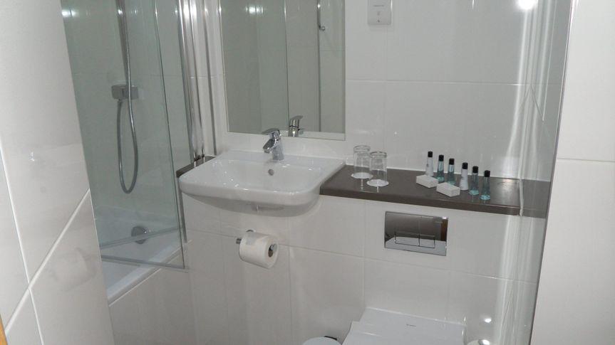 Executive bathroom