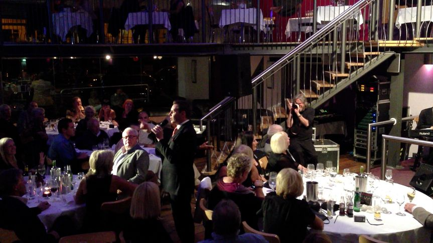 Jason Maguire, Jazz Singer
