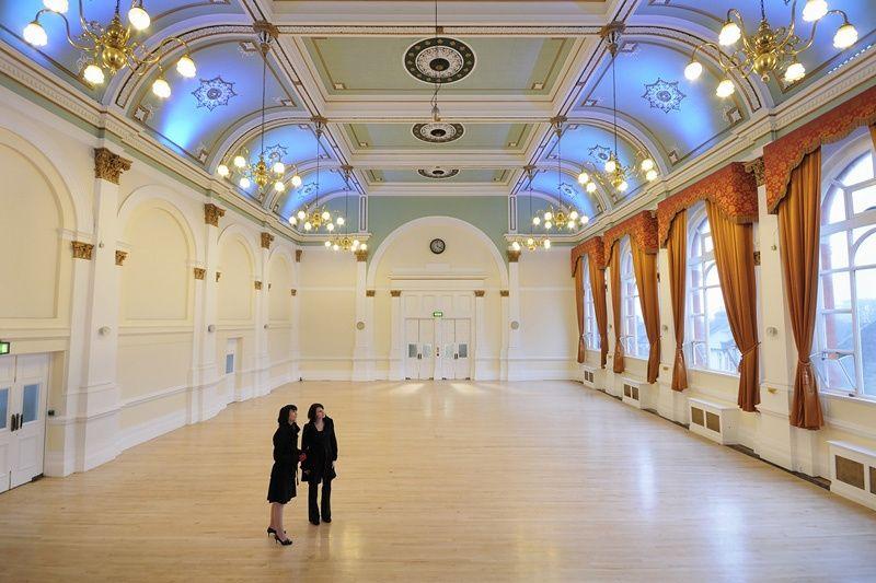 The Great Hall - Leyton