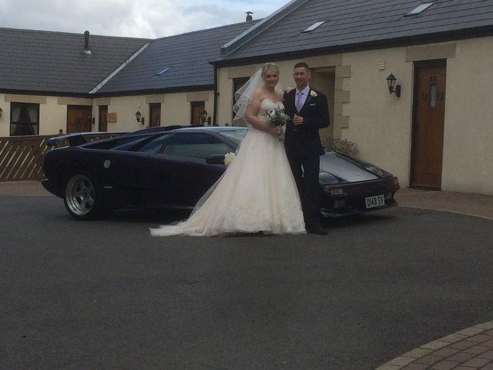 Supercar Weddings
