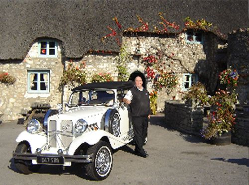 Beauford Open-top Tourer