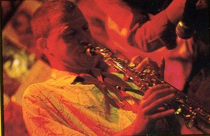 David Andre Saxophonist