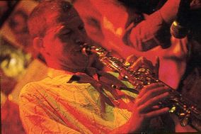 David Andre Saxophonist