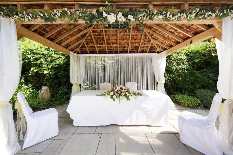 Cedar Garden Wedding