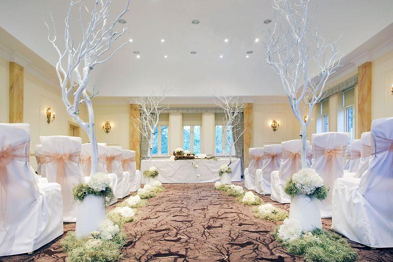 Cedar Suite Wedding Ceremony