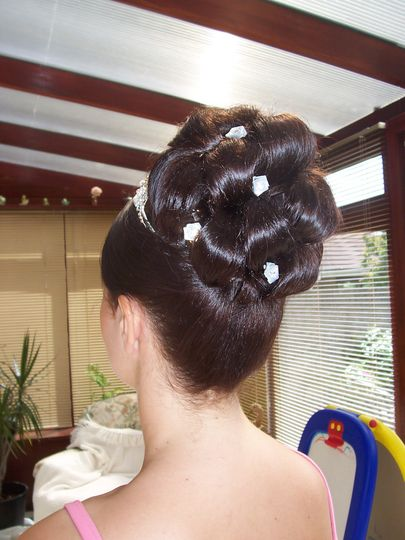 Doncaster Wedding Hair