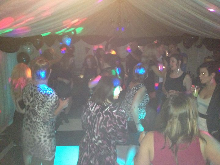 Marquee party