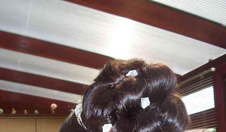 Doncaster Wedding Hair