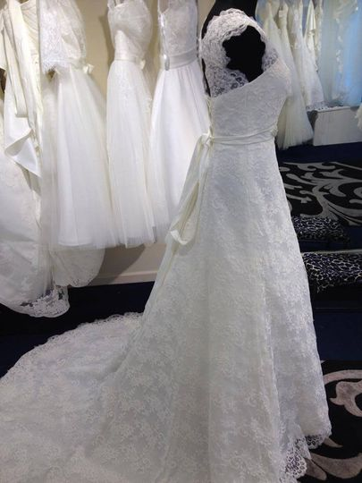 Wedding Dresses Outlet From Wedding Dress Outlet In Birmingham Photo 4