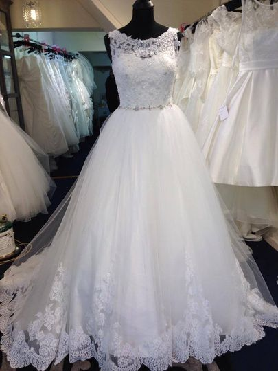 Loves Lace Bridal From Wedding Dress Outlet In Birmingham Photo 6
