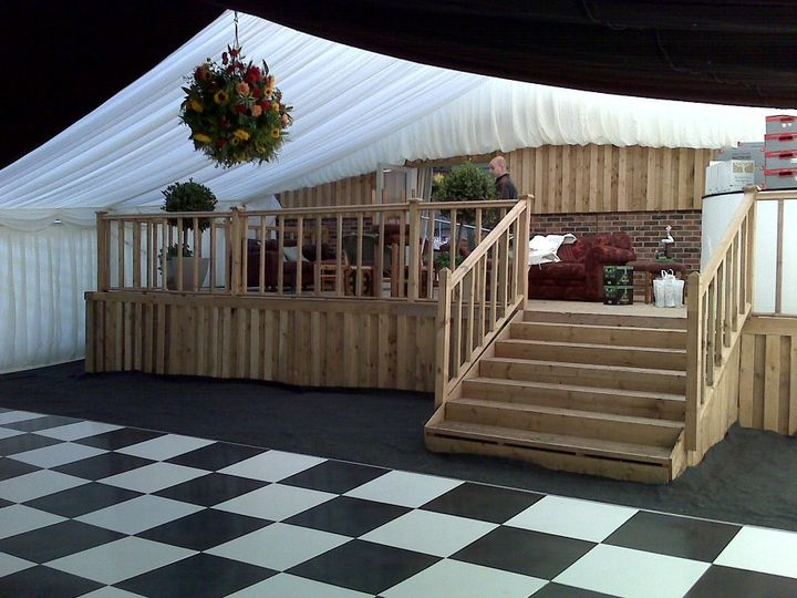 Every Occasion Events - David Wilson Marquees