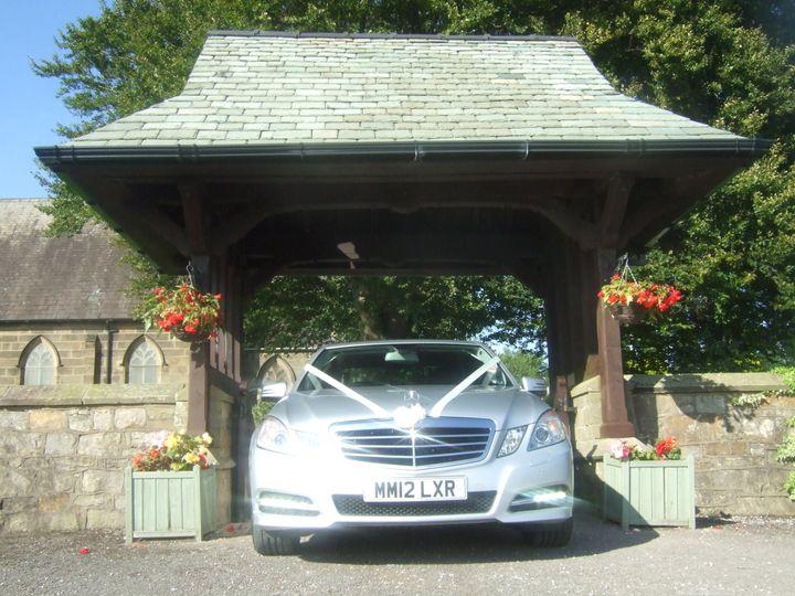 Classic Collection Wedding Cars Bury