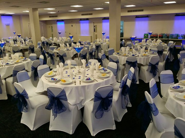 All events catered for