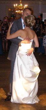 Wedding djs first dance