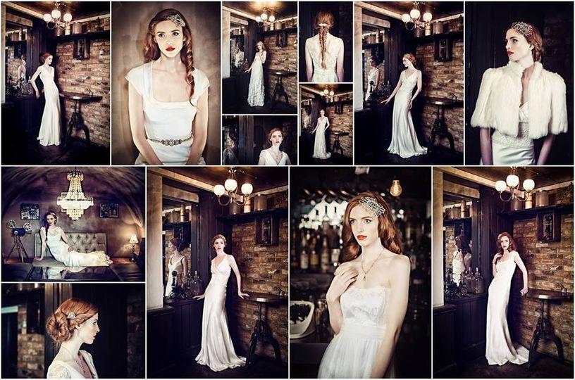Artist for bridal shoots