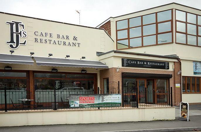 EJ's Café Bar & Restaurant