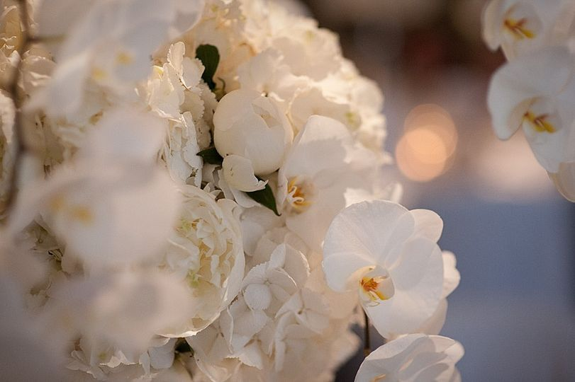 Flowers for Claridges