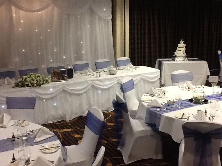 Wedding breakfast from Holiday Inn Birmingham - Walsall | Photo 14 on