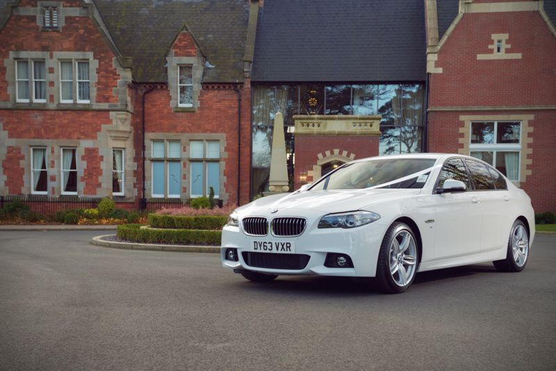JLR Wedding Car Hire