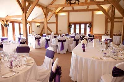 Sanhole Oak Barn Venue