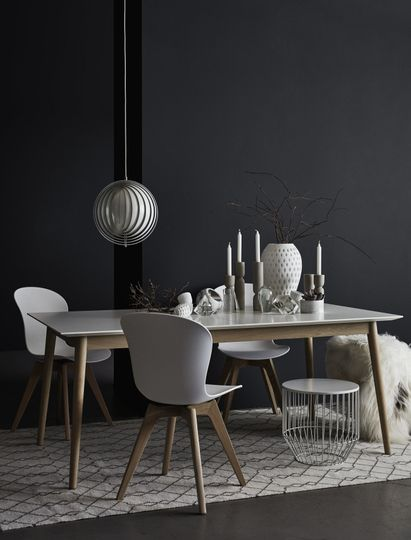 Milano Table, Adelaide Chairs