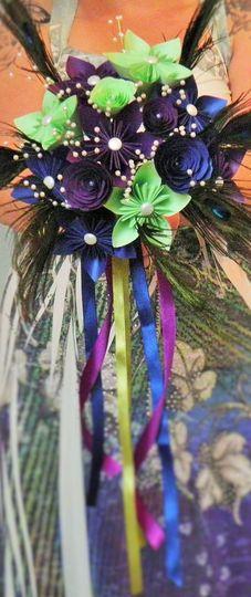 Brides bouquet ©