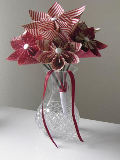 Bridesmaid bouquet ©