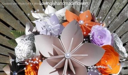 Lovingly Hand Made Flowers 1