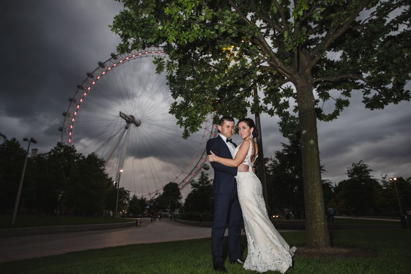Wedding Photo in London