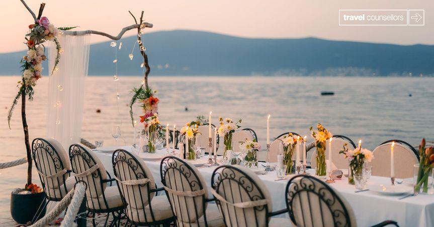 Weddings abroad and honeymoons
