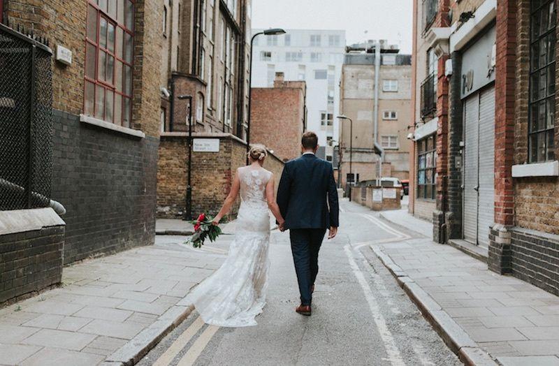 Urban wedding location