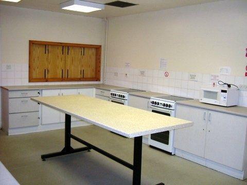 Their kitchen