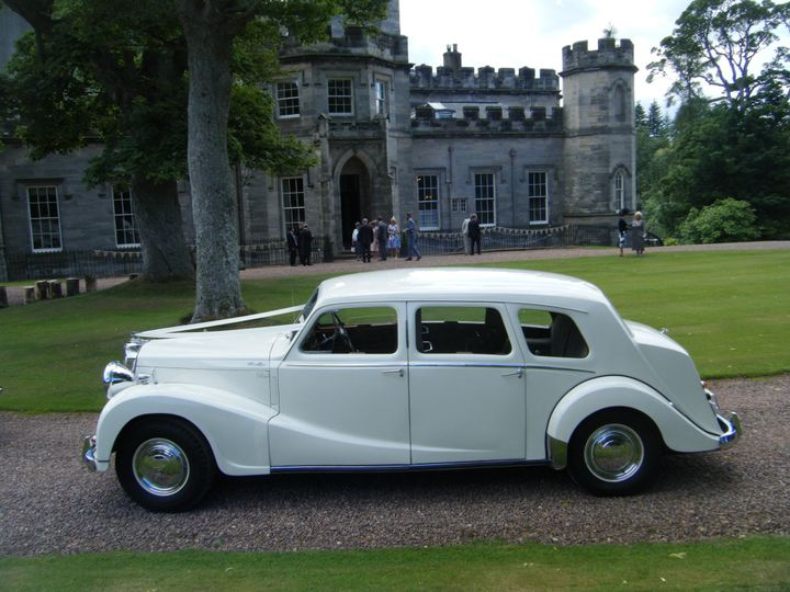 Sheerline Limo-Winton Castle