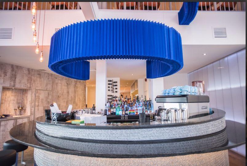 Ground floor bar