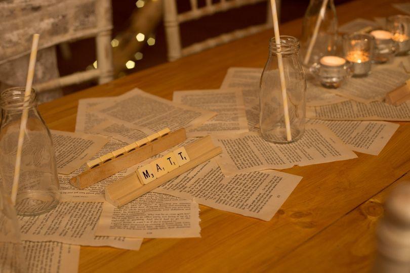 Table ideas
