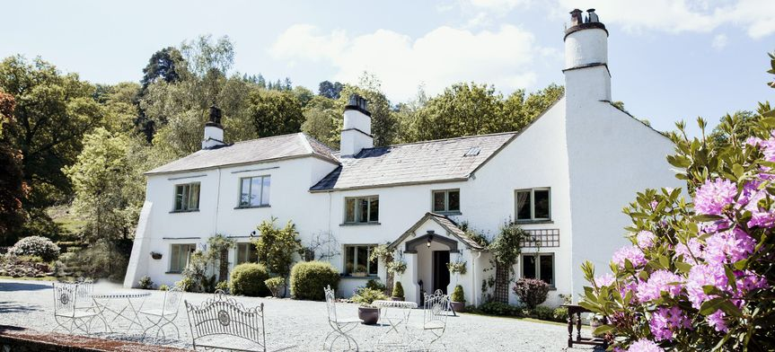 Cote How Fine Lakeland House