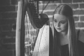 Harpist Christine Palethorpe