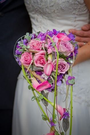 Wedding Flowers by UDF