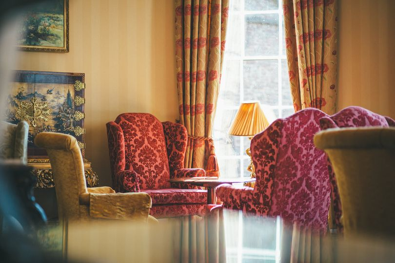 Rowton Castle - Lounge