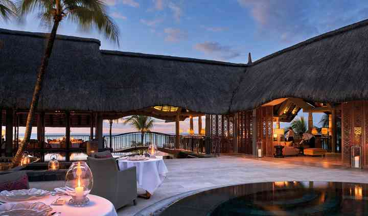 Perfect honeymoon resort