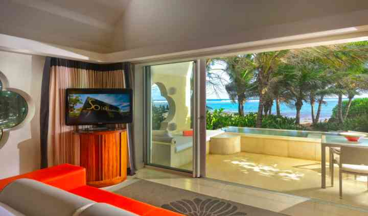 Your honeymoon room