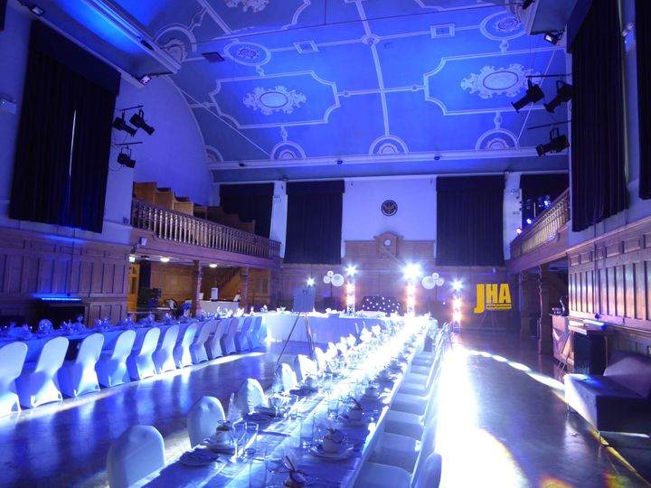 The Grand Hall Bedford