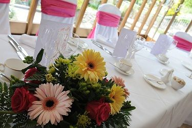 Gorgeous table decor!