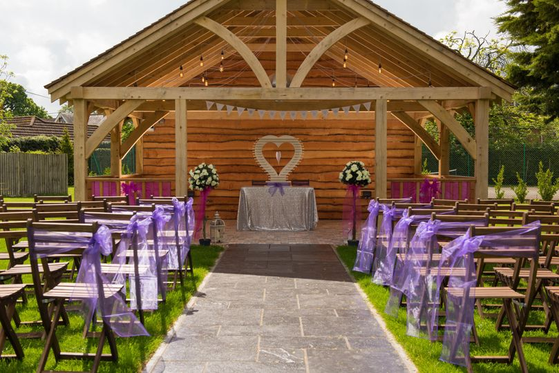 Sylvan Pavilion