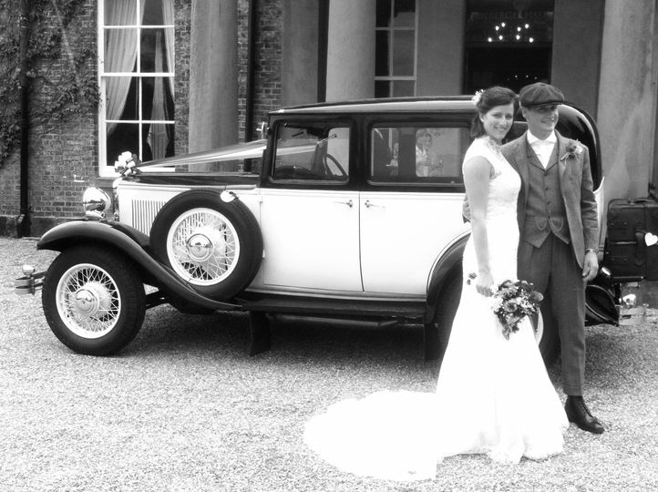 Wedding Car Hire Cambridgeshire Area