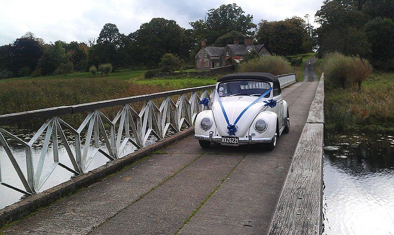 1961 Convertible Beetle