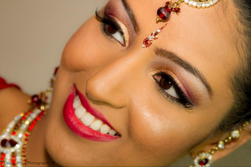 Asian Traditional Bride