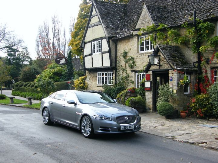 The Cotswold Chauffeur