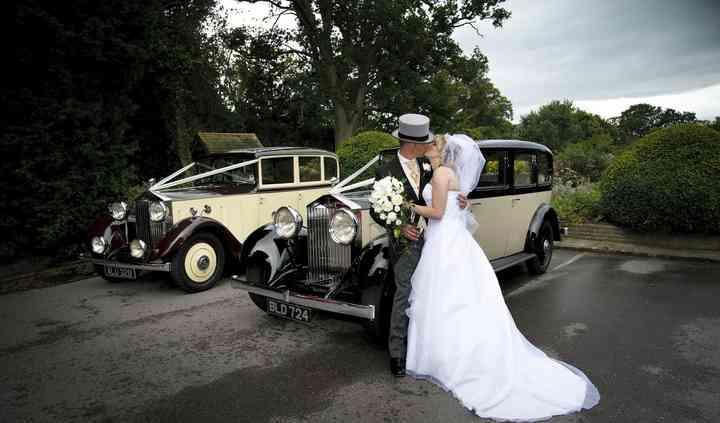 2 Rolls Royce at Rowton