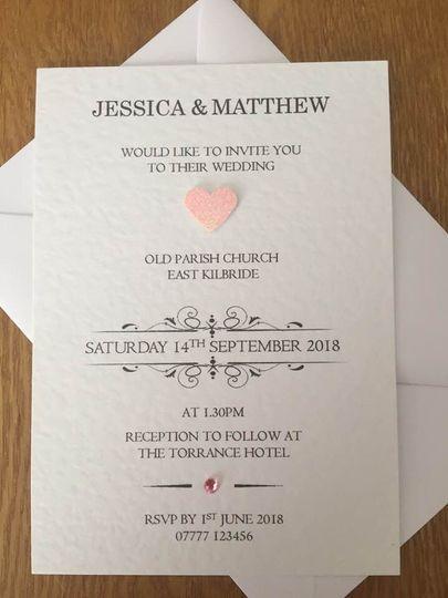 Date invite
